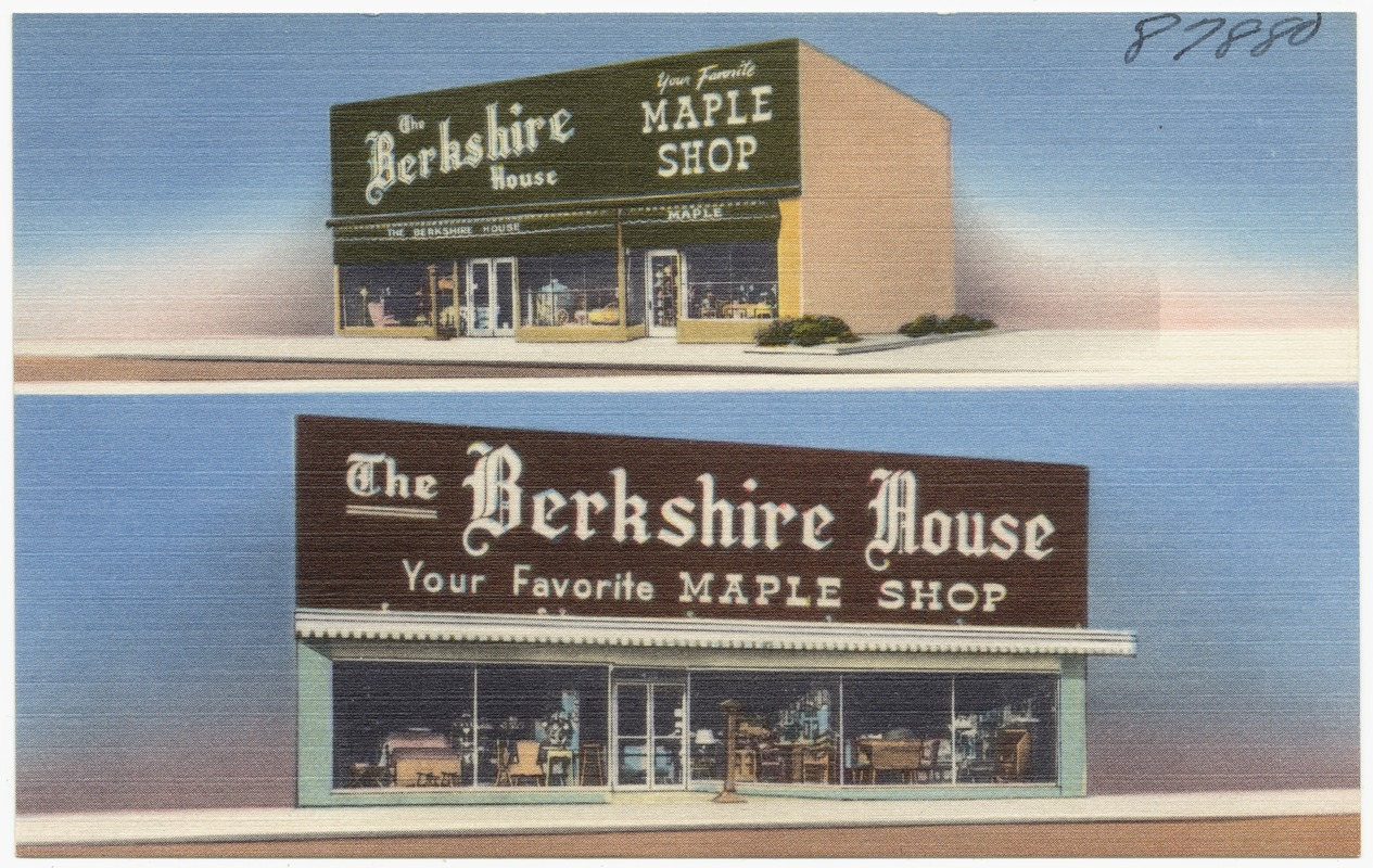 The Berkshire House, your favorite maple shop
