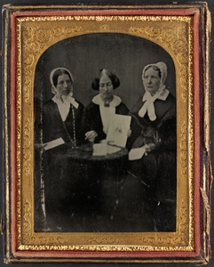 Eliza Wigham, Mary A. Estlin, and Jane Wigham