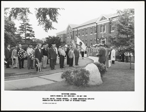 AMVETS Memorial Day Services, 29 May 1963