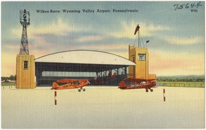 Wilkes-Barre Wyoming Valley Airport, Pennsylvania