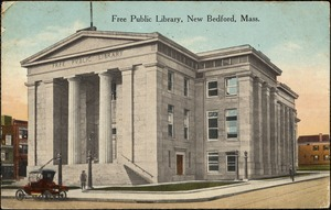 Free Public Library, New Bedford, Mass.