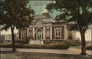 The public library, Revere, Mass.