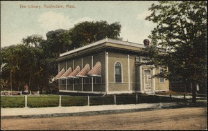 The library, Roslindale, Mass.