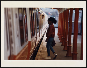 Along the Elevated: Photographs of the Orange Line