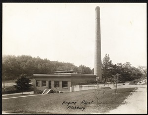 Engine plant Fitchburg