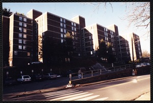 Russell Towers, 1994