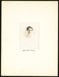 Gertrude Tracy