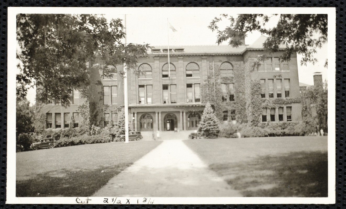 Administration Building F.S.T.C.