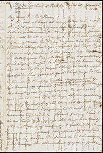 Letter from Mary Anne Estlin, Bristol, [England], to James Miller M'Kim, 1853 June 26