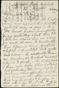 Letter from Mary Anne Estlin, Glasgow, [Scotland], to Francis Jackson Garrison, 1877 [August] 16