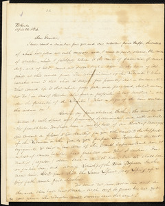 Letter from James F. Otis, Portland, [Maine], to William Lloyd Garrison, 1834 April 26