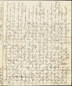 Letter from Elizabeth Pease Nichol, London, [England], to Maria Weston Chapman, 1839 July 11