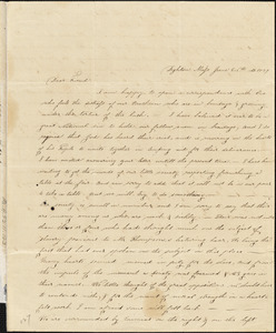 Letter from Abby R. Talbot, Dighton, [Massachusetts], to Maria Weston, 1839 June 26