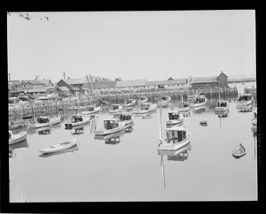 Rockport Harbor, Mass.