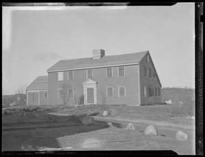 Colonial house, location unknown