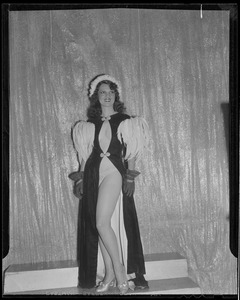 Ann Corio in costume at the Old Howard