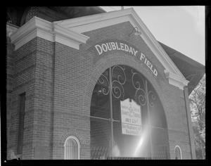 Cooperstown, N.Y. Hall of Fame