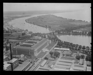 View of Potomac from Washington Monument