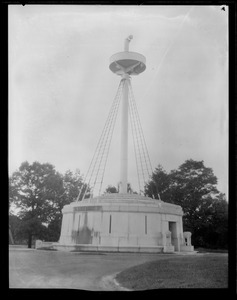 Main mast of the USS Maine, Arlington Cemetery