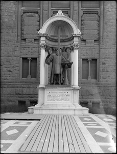 Phillips Brooks Monument, Trinity Church