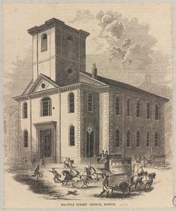 Brattle Street Church, Boston