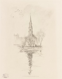 Arlington Street Church, Boston