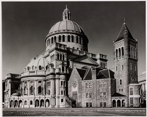 The First Church of Christ, Scientist, Christian Science Center, Boston, MA
