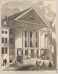 Fifth Universalist Church, Warren Street, Boston