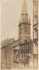 Federal St. Church (1809-1859)
