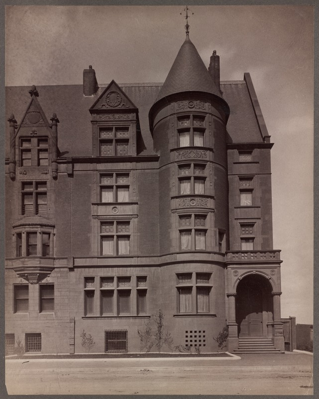 University Club, 270 Beacon St. (Home of General Whittier)