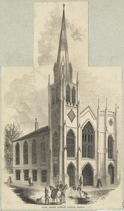 Rowe Street Baptist Church, Boston