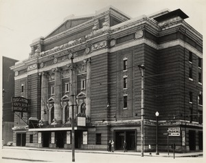 Boston Opera House, Huntington Ave.