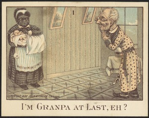 1 - I'm granpa at last, eh?