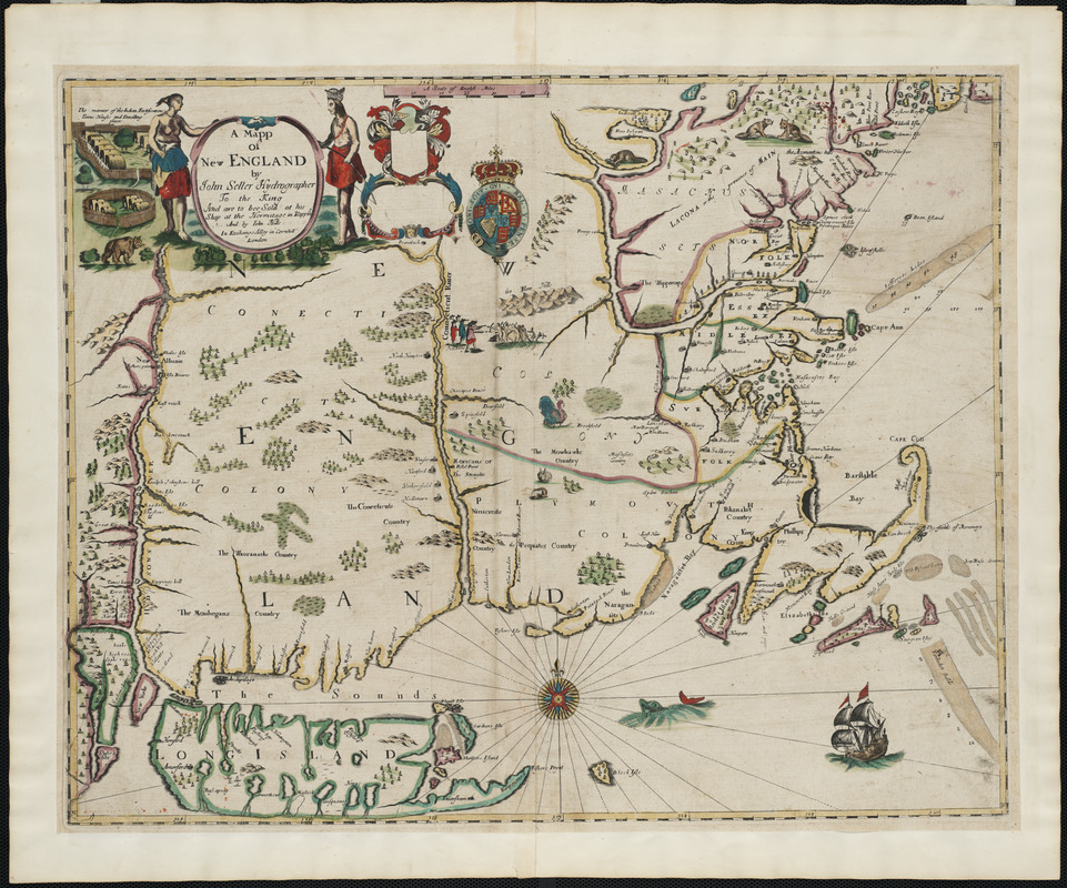 Mapping 17th Century New England: Proportional Reasoning and European Priorities