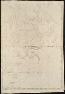 Mount Desert Island and neighboring coast of Maine