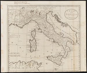 Italy, and Sardinia, from the best authorities