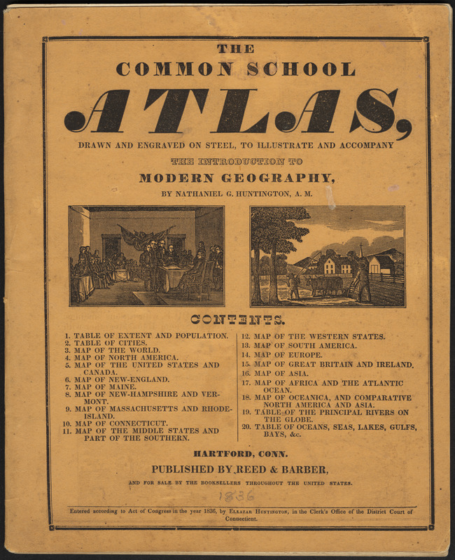 The common school atlas