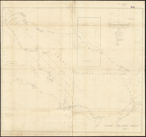 Track of the U.S. surveying brig Dolphin