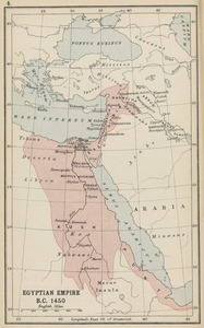 Egyptian Empire B.C. 1450