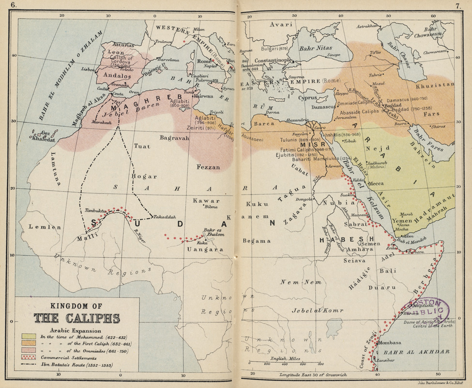 Kingdom of the Caliphs
