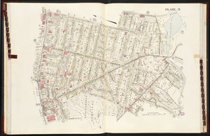 Richards standard atlas of the city of Springfield and the town of Longmeadow, Massachusetts [plate 9]