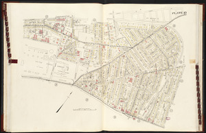 Richards standard atlas of the city of Springfield and the town of Longmeadow, Massachusetts [plate 10]
