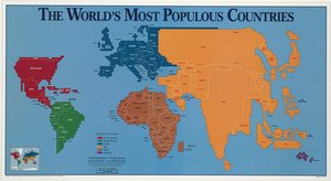 The world's most populous countries