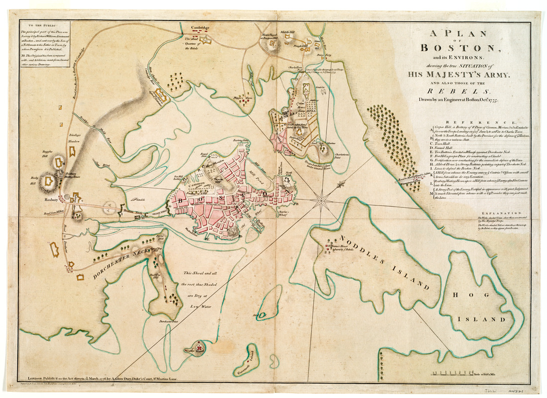 Boston's Geography and the American Revolution [BPS Micro-Unit]