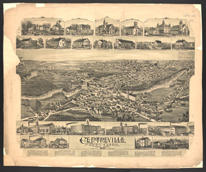 Centreville and Artic Centre, Rhode Island