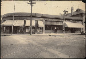 Allston (moved from here in 1919)