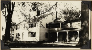 Fred P. Nickles house, probably built by John Nickles before 1779