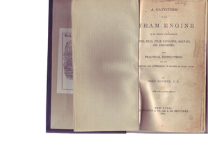 A catechism of the steam engine (extracts)