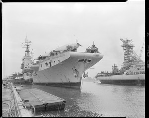 Canada's aircraft carrier