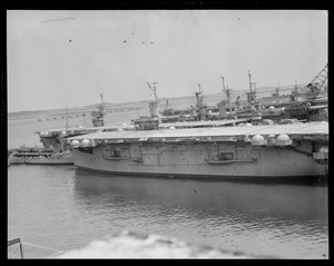 Aircraft carriers - mothball